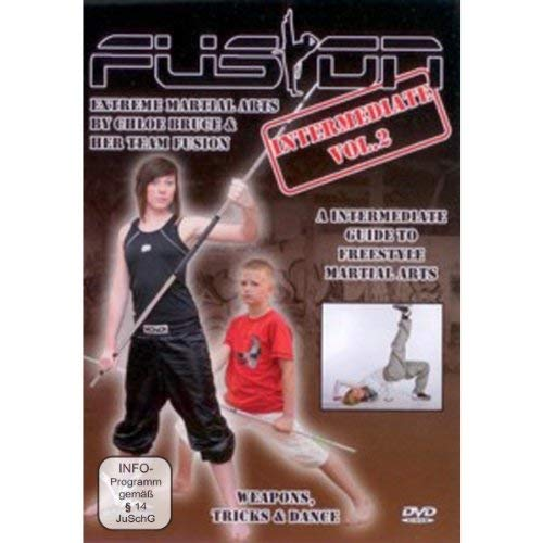 Extreme Martial Arts Intermediate Vol. 2 - Weapons, Tricks and Dance by Chloe Bruce