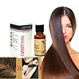 Taottao Plus efficace Asie de N ° 1la pousse des cheveux Sérum d'huile 100% naturel Extrait