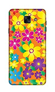 ZAPCASE Printed Back Cover for Samsung Galaxy On Max