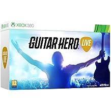 Guitar Hero Live with Guitar Controller - Xbox 360 - [Edizione: Regno Unito]