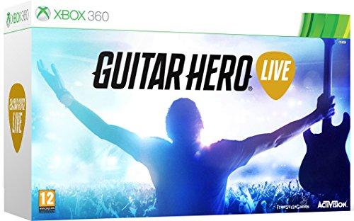 Guitar Hero Live With Guitar Controller [Importación Inglesa]