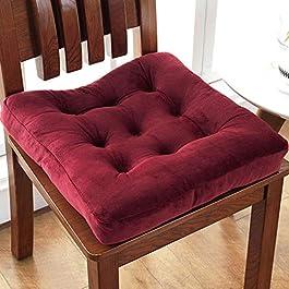 Coussin chaise en rotin