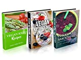 Vegan Ketogenic: Vegan Keto Recipe Book Bundle, The Best Low Carb Vegan Recipes Huge Box Set: Vegan Ketogenic Classic Recipes, Desserts and Smoothies 135 recipes 3 Book Set, Vegan Ketogenic, Keto