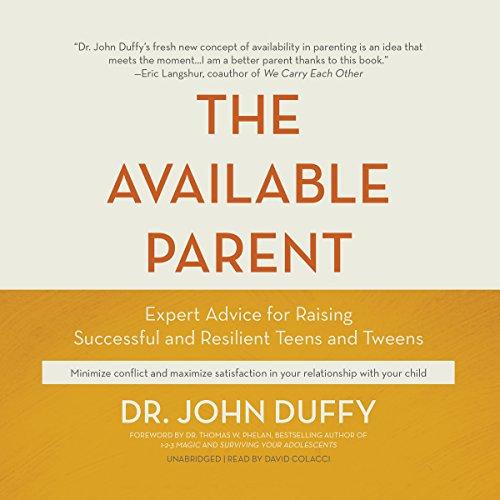 The Available Parent  Audiolibri