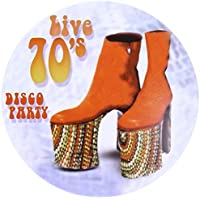 Live 70's Disco Party by Various Artists (2000-10-04)