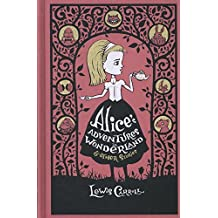 Alice's Adventures in Wonderland & Other Stories (Barnes & Noble Omnibus Leatherbound Classics) (Barnes & Noble Leatherbound Classic Collection)