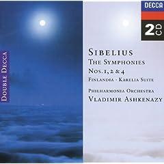 Sibelius: Symphony No.2 in D, Op.43 - 2. Tempo andante, ma rubato - Andante sostenuto