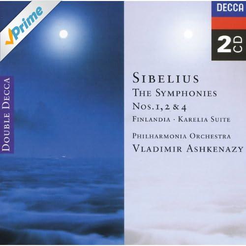 Sibelius: Symphony No.4 in A minor, Op.63 - 3. Il tempo largo