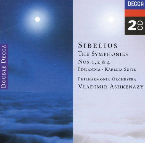 Sibelius: Karelia Suite, Op.11...