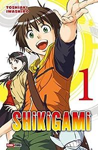 Shikigami Edition simple Tome 1
