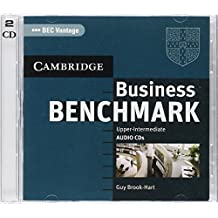 Business Benchmark Upper Intermediate Audio CDs BEC Vantage Edition
