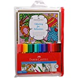 Faber-Castell Coloring for Relaxation Kit - Round (Assorted)
