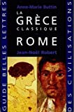 Coffret La Grèce classique - Rome