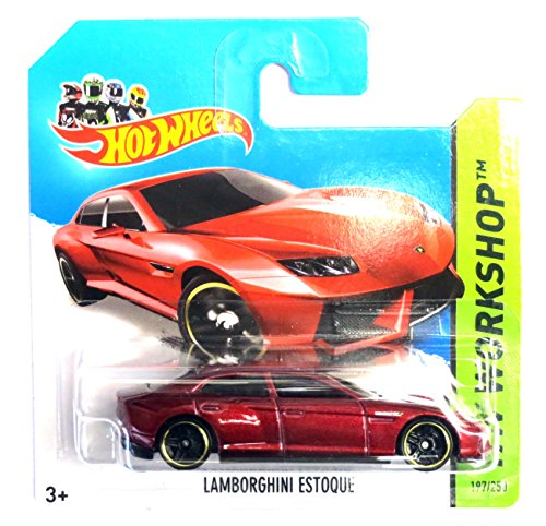 Hot Wheels HW WORKSHOP - Lamborghini Estoque in rot