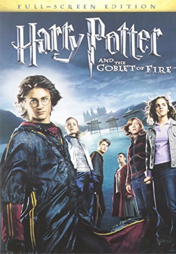 Harry Potter and the Goblet of Fire (Full Screen Edition) (Harry Potter 4) by Daniel Radcliffe (Harry Potter Goblet Film)