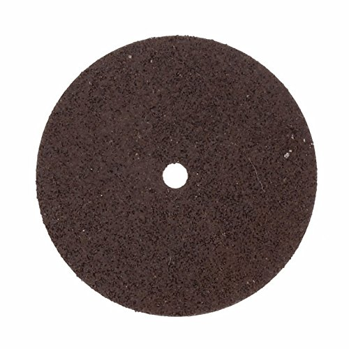 Dremel 420 Hochleistungs Trennscheiben, Zubehörsatz für Multifunktionswerkzeug mit 20 Trennscheiben 24 mm zum Fräsen und Schneiden von Blech, Metall, Holz oder Kunststoff