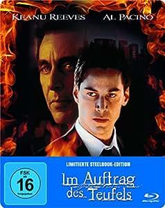 Im Auftrag des Teufels Steelbook (exklusiv bei Amazon.de) [Blu-ray] [Limited Edition]