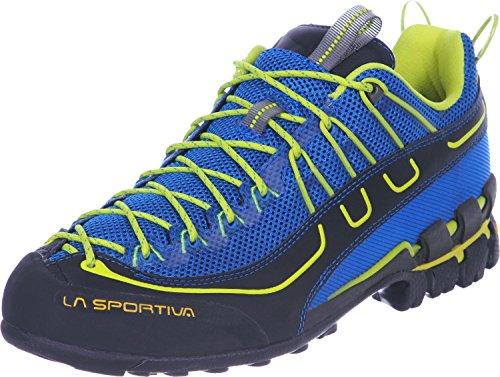 La Sportiva Xplorer chaussures de marche bleu jaune