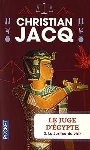 """Afficher """"Le Juge d'Égypte n° 3<br /> La Justice du vizir"""""""