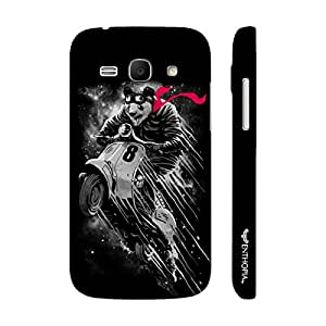 Enthopia Designer Hardshell Case Flying Panda Back Cover for Samsung Galaxy Ace 3