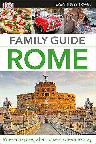 Family Guide Rome (DK Eyewitness Travel Guide)