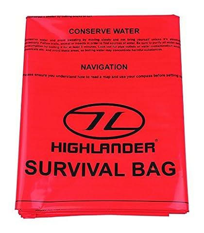 SURVIVAL BAG CS037 By HIGHLANDER