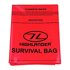 5100rpuFsiL. SS300  - Best Price Square SURVIVAL BAG BPSCA CS037 - LH02111 By HIGHLANDER