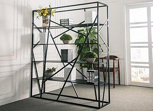 Libreria Vetrina Ufficio : Metal rack o partizione libreria salotto ufficio vetrina frame piano