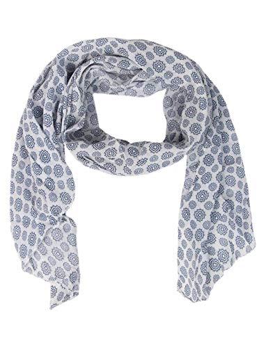 Zwillingsherz Seiden-Tuch Damen Karo Muster - Made in Italy - Eleganter Sommer-Schal für Frauen - Hochwertiges Seidentuch/Seidenschal - Halstuch und Chiffon-Stola stilvolles Muster