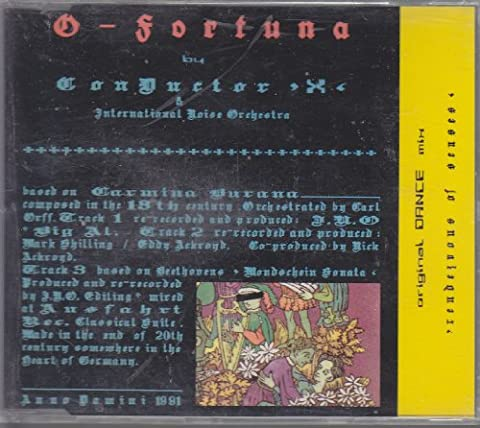 O-fortuna (1991, & International Noise Orchestra)