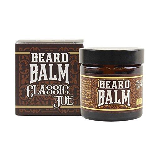 HEY JOE - Beard Balm Nº1 CLASSIC JOE 50ml | Balsamo para barba 50ml con argán, jojoba, coco y manteca...