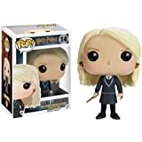 Funko Pop!-6572 Luna Lovegood Figura de Vinilo, colección de Pop, seria Harry Potter, Color Standard