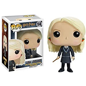Funko Pop Luna Lovegood (Harry Potter 14) Funko Pop Harry Potter