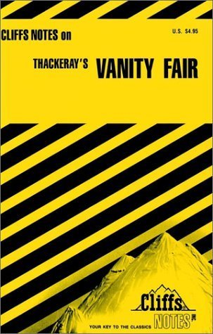 cliffsnotes-on-thackerays-vanity-fair-by-mildred-r-bennett-1964-12-15