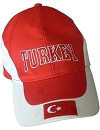 Kdomania - Casquette Brodée Turquie Turkey