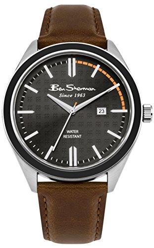 Ben Sherman Herren-Armbanduhr BS004BT