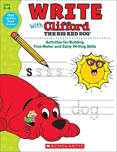 [(Write with Clifford the Big Red Dog)] [By (author) Scholastic Teaching Resources] published on (January, 2015) por Scholastic Teaching Resources