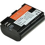 Jupio CCA0028 Batterie pour Canon LP-E6N 1700 mAh Noir