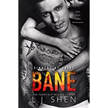 Bane (Sinners of Saint Book 5) (English Edition)