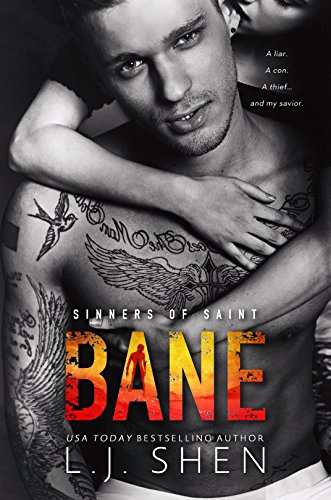 Bane (Sinners of Saint) (English Edition)