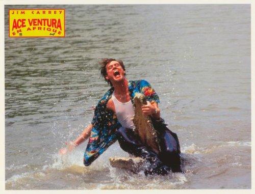 Ace Ventura: When Nature Calls - Poster cinematografico, 11 x 14 cm