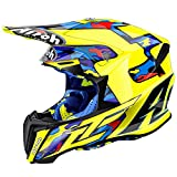 CASCO CROSS TWIST TC16 GLOSS AIROH NEW 2016 TG XS