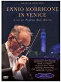Ennio Morricone - in Venice [Deluxe DVD and Book Set] [Import anglais]
