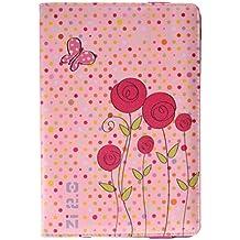 """Ziron ZR155 - Funda para tablet de 9"""", color rosa"""