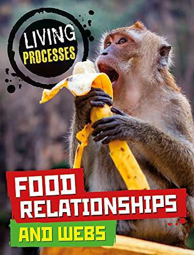 Food Relationships and Webs (Living Processes)