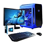 The Vibox Apache Package 9 really is the perfect gaming PC for anyone looking to balance high performance and affordability. At it's core it boats the extremely fast, Six Core CPU combined with plenty of RAM, a large hard drive and a extremely powerf...