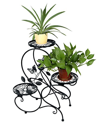 hlc-3-tier-indoor-outdoor-herb-flower-plant-planter-3-pots-pot-flower-stand-stands-with-moder-s-styl