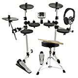 5101 2a5BeL. SL160  - BEST BUY #1 Digital Drums 400 Compact Electronic Drum Kit Package Deal Reviews and price compare uk