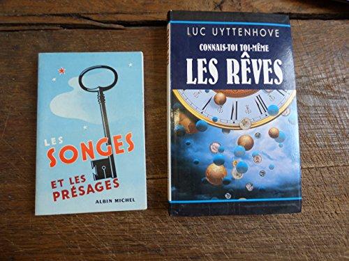 lot de 2 livres sur les rves et les songes - les rves par Luc Uyttenhove et G. Dugaston