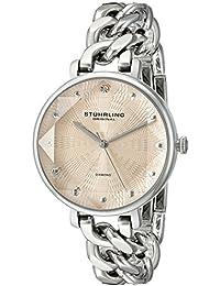 Stührling Original Reloj con movimiento cuarzo suizo Woman Vogue 596 Dress 37.4 mm